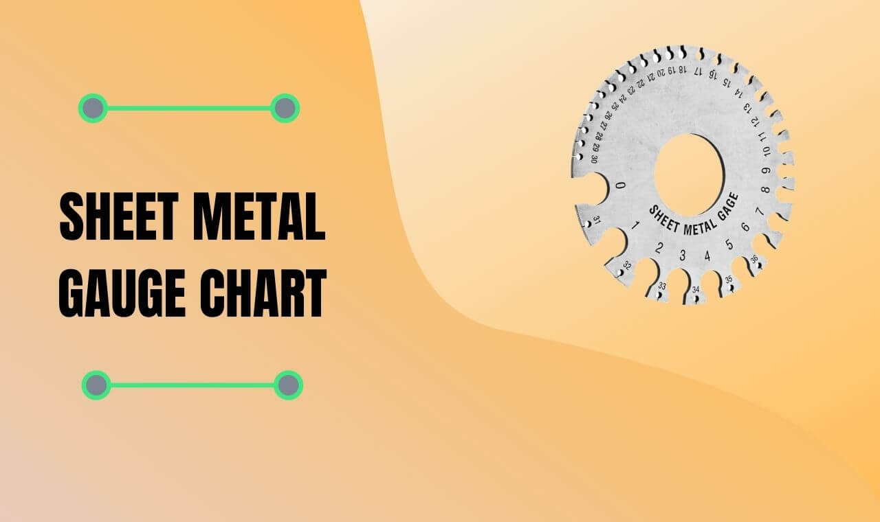sheet metal gauge chart